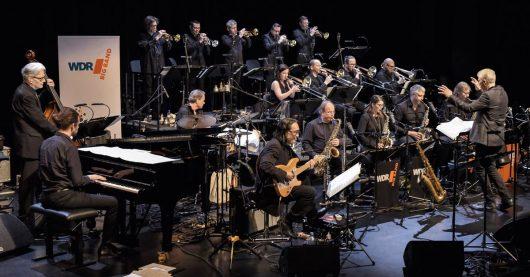 Die WDR Big Band 2018 (Bild: ©WDR)