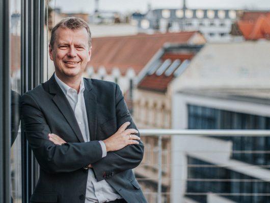 Geschäftshührer Mike Bröhl (Bild: Funkhaus Halle)