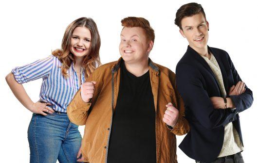 89.0 RTL Morningshow mit Doro, BigNick und Erik