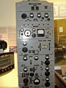 Erster UKW-Sender des hr am Feldberg 1950(Bild: ©Hendrik Leuker)