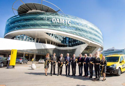 ÖAMTC-Mobilitätszentrum in Wien Erdberg (Bild: ÖAMTC)