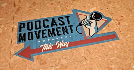 Podcast Movement (Bild: James Cridland)