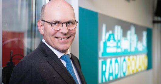 RADIO ROLAND-Geschäftsführer Harald Gehrung