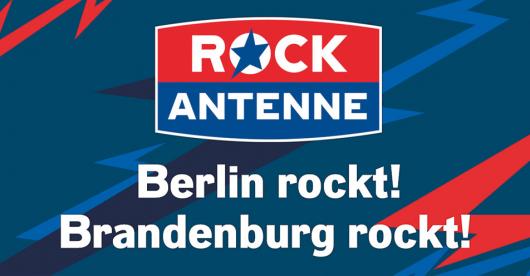 ROCK ANTENNE sendet ab sofort auch in Berlin und Brandenburg auf DAB+