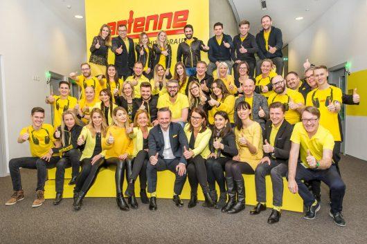 Antenne Steiermark-Team (Bild: ©Christopher Jörgler)