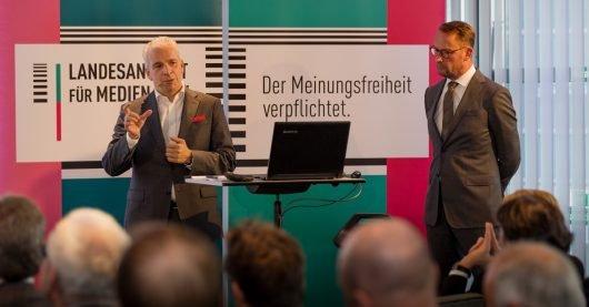 Dr. Klaus Goldhammer (Bild: LfM - Landesanstalt für Medien NRW)