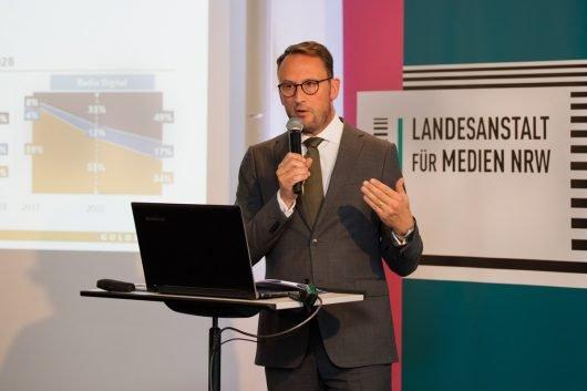 Dr. Tobias Schmid, Direktor der Medienanstalt NRW (Bild: LfM)