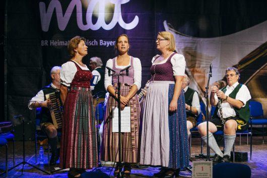 Treffpunkt Volksmusik (Bild: ©BR Heimat)