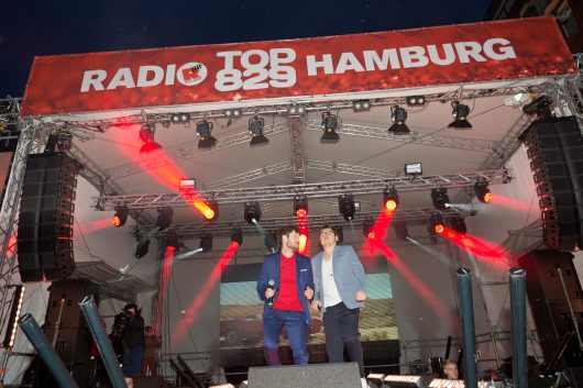 Radio Hamburg TOP 829 (Bild: ©S. Zimmermann/Radio Hamburg)