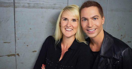 Radio Roland-Starplanet mit Anika Reichel und Julian David (Bild: ©RADIO ROLAND)