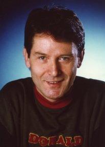 Bernd Mohrhoff (Mitte der 1980er Jahre, Bild: ©SWR)