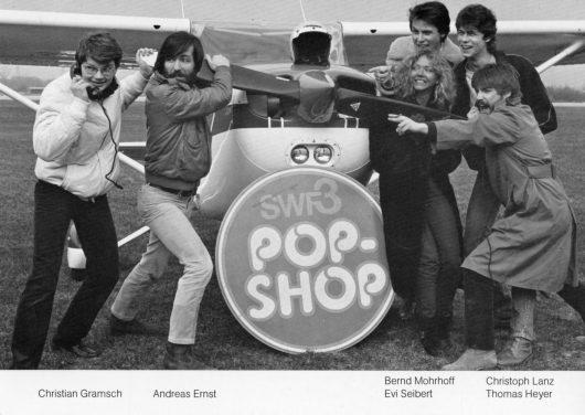 Das Pop Shop-Team von SWF3 (Bild: ©SWR)