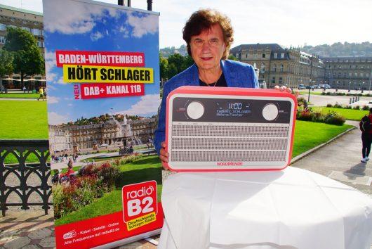 Sendestart radio B2 in Baden-Wuerttemberg (Bild: ©radio B2)