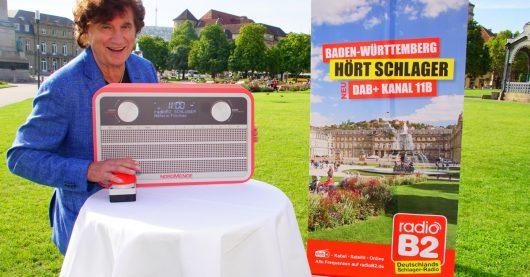 Sendestart von Schlager-Sender radio B2 in Baden-Wuerttemberg (Bild: ©radio B2)