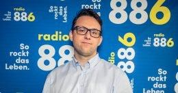 Thomas Korponay-Pfeifer (Bild: radio 88.6/David Bitzan)