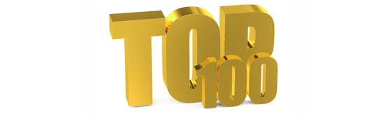 TOP 100 (Bild: ©123rf/Olekcii Mach)