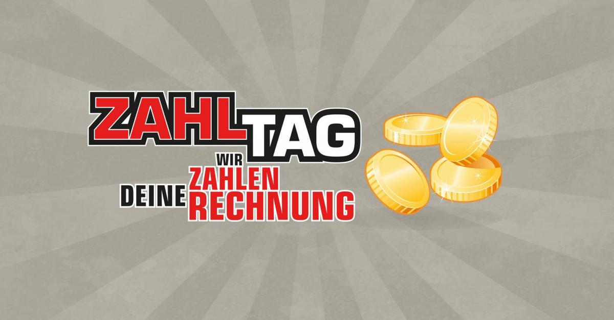 Zahltag 2019 in NRW: Lokalradios zahlen deine Rechnung!