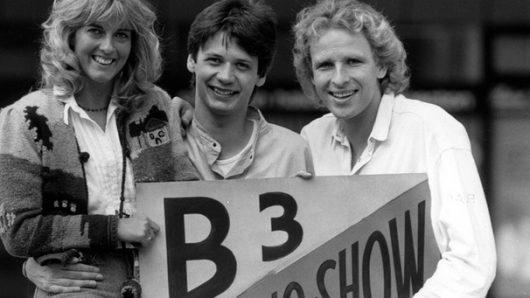 Hannelore Fischer, Günther Jauch und Thomas Gottschalk (Bild: ©Bayerischer Rundfunk)
