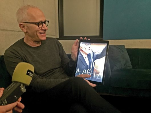 Hollywood-Komponist James Newton Howard (Bild: ©Klassik Radio)