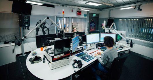 Das Puls-Studio (Bild: ©BR pus)