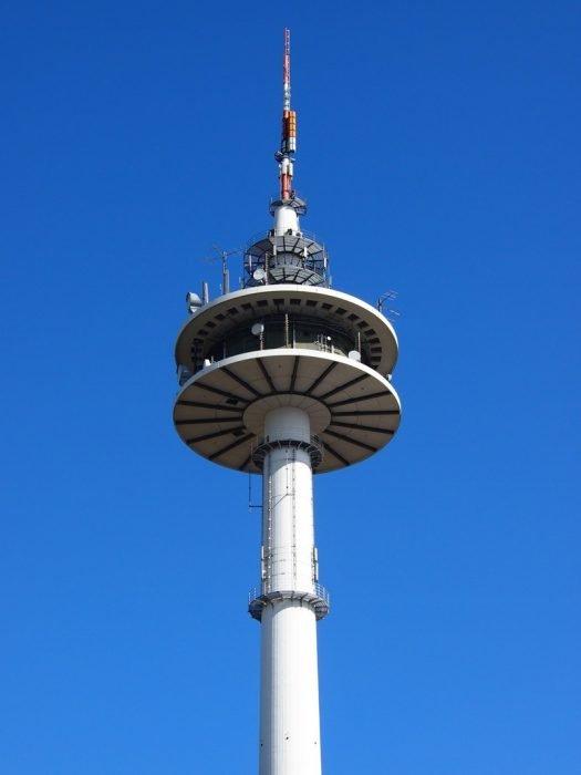 Funkturm Stockelsdorf bei Lübeck (Bild: ©Radio Lübeck)