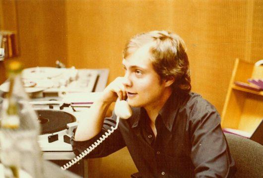 Thomas Koschwitz - Die ersten Versuche als Radiomoderator (Bild: Privatarchiv)