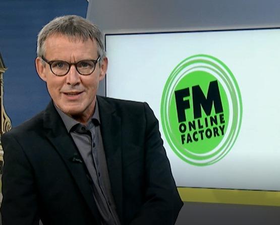 Live-Webtalk mit Viktor Worms (Bild: FM Online Factory)