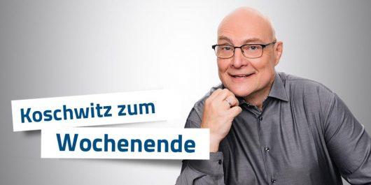 Thomas Koschwitz zum Wochenende (Bild: ©Spreeradio)