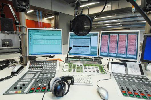 Bremen Vier-Moderationspult (Bild: ©Radio Bremen / Frank Pusch)