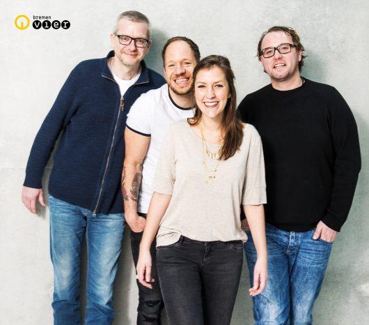 Die Bremen Vier-Morgenshow (Bild: Radio Bremen / Michael Ihle)