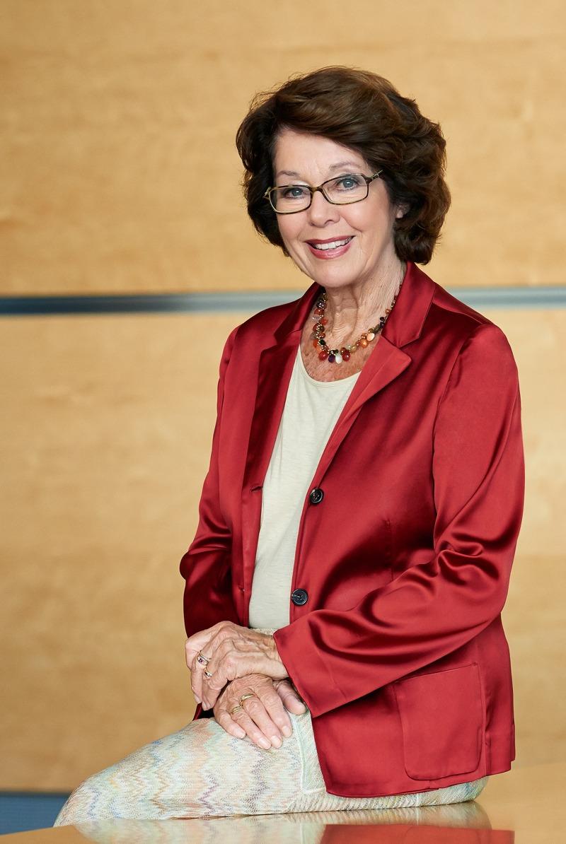 Dr. Marianne Koch (Bild: ©BR/Pernath)