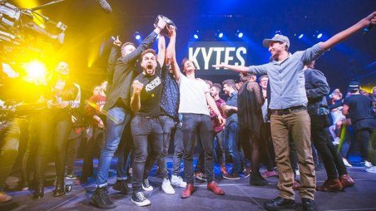 Kytes gewinnen den New-Music Award (Bild: @BR)