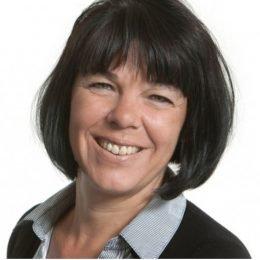 Barbara Roth (Bild: Deutschlandradio/Bettina Fürst-Fastré)