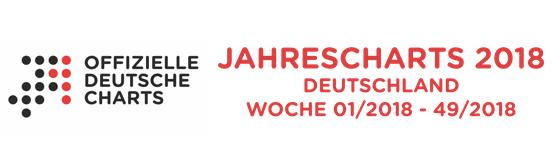 Offizielle Deutsche Jahrescharts 2018