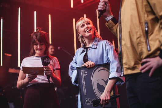 NEW MUSIC AWARD-Finale: Noova (Bild: Fabian Stoffers)