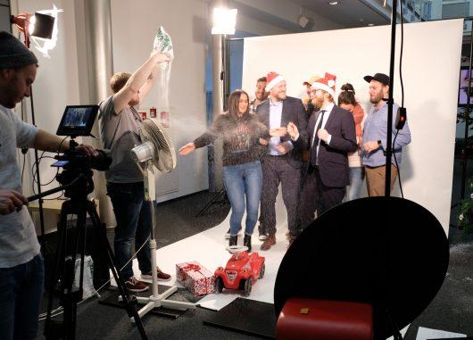 """""""Ich fahr durch Niedersachsen"""" – der ffn-Weihnachtssong plus Video! (Bild: ©ffn)"""