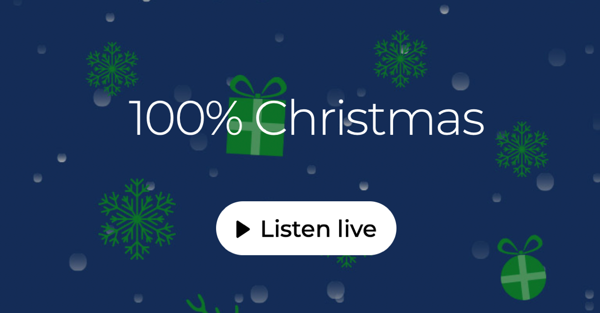 magic radio 100% Christmas