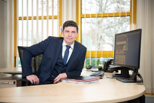 Tobias Heger (45) wurde zum Geschäftsführer von Radio RPR berufen. (Bild: ©Radio RPR)