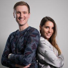 Aurelia und Felix (Bild: ©FM1)