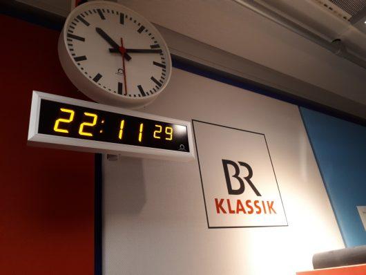 BR Klassik-Studio (Bild: ©Thomas Kircher)