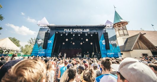 PULS OPEN AIR-Pyramidenbühne (Bild: ©BR/ Fabian Stoffers)
