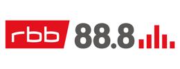 Aus radioBerlin 88,8 wird rbb 88.8 (Bild: ©rbb)