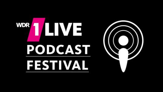 1LIVE-Podcast-Festival (Bild: ©WDR)