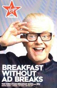 Breakfast without ad-breaks (Citylight-Bild: ©James Cridland)