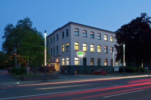RADIO NRW-Gebäude in Oberhausen (Bild: © radio NRW)