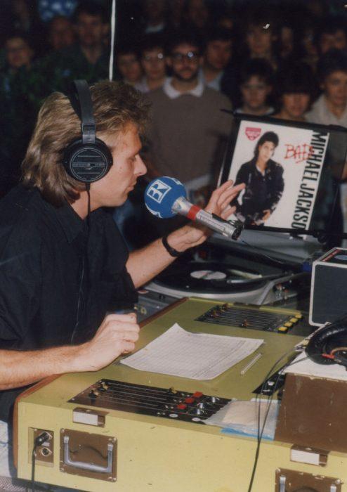 Radiolegende Benny Schnier bei Bayern 3