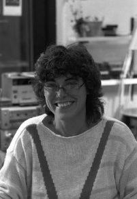 Gisela Böhnke, 1985 (Bild: SDR/Hugo Jehle)