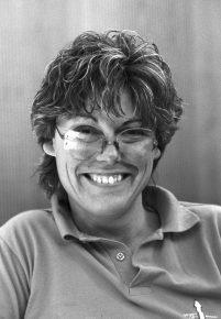 Gisela Böhnke, 1986 (Bild: SDR/Hugo Jehle)