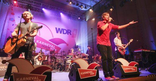 WDR4-Karneval hoch Vier (Bild: ©WDR)