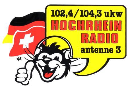 Hochrhein Radio Antenne 3